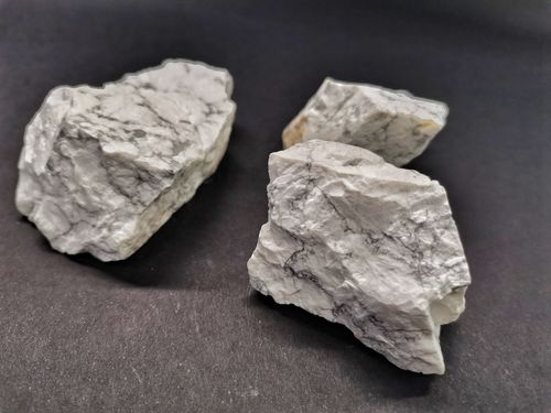 Packet mineral raw 500gr magnesite